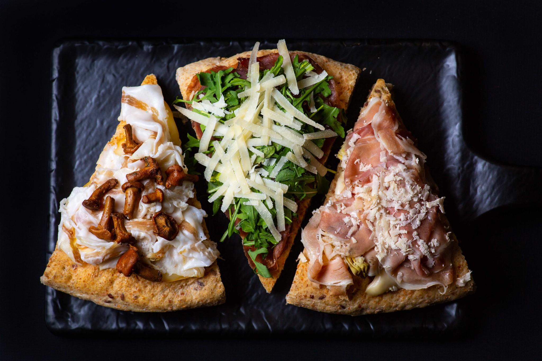 Catering, banqueting ed il salato d'asporto